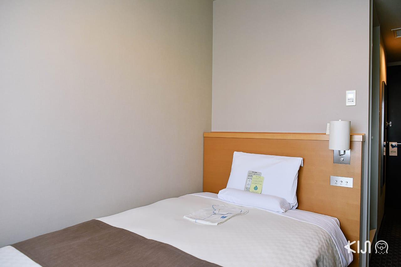 ห้อง Single Room ของ Hotel Metropolitan Morioka (Main Building)