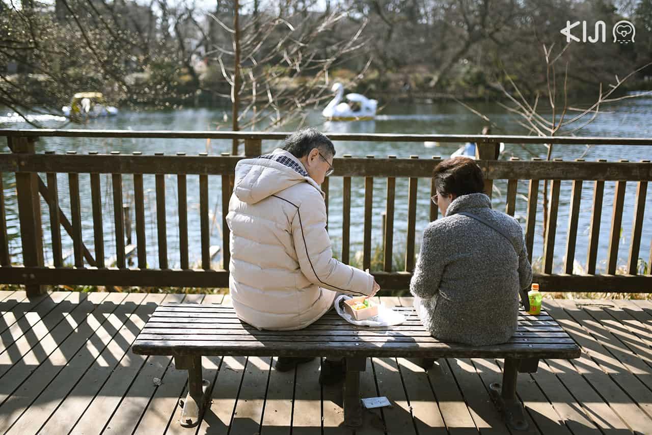 สวนอิโนะคาชิระ (Inokashira Park)