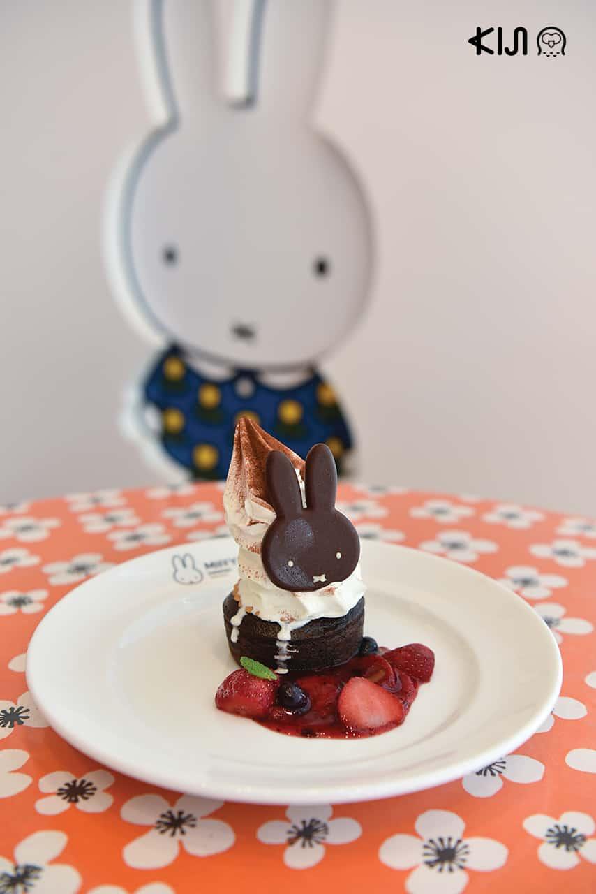 Miffy Cafe Kamaishi รีวิว