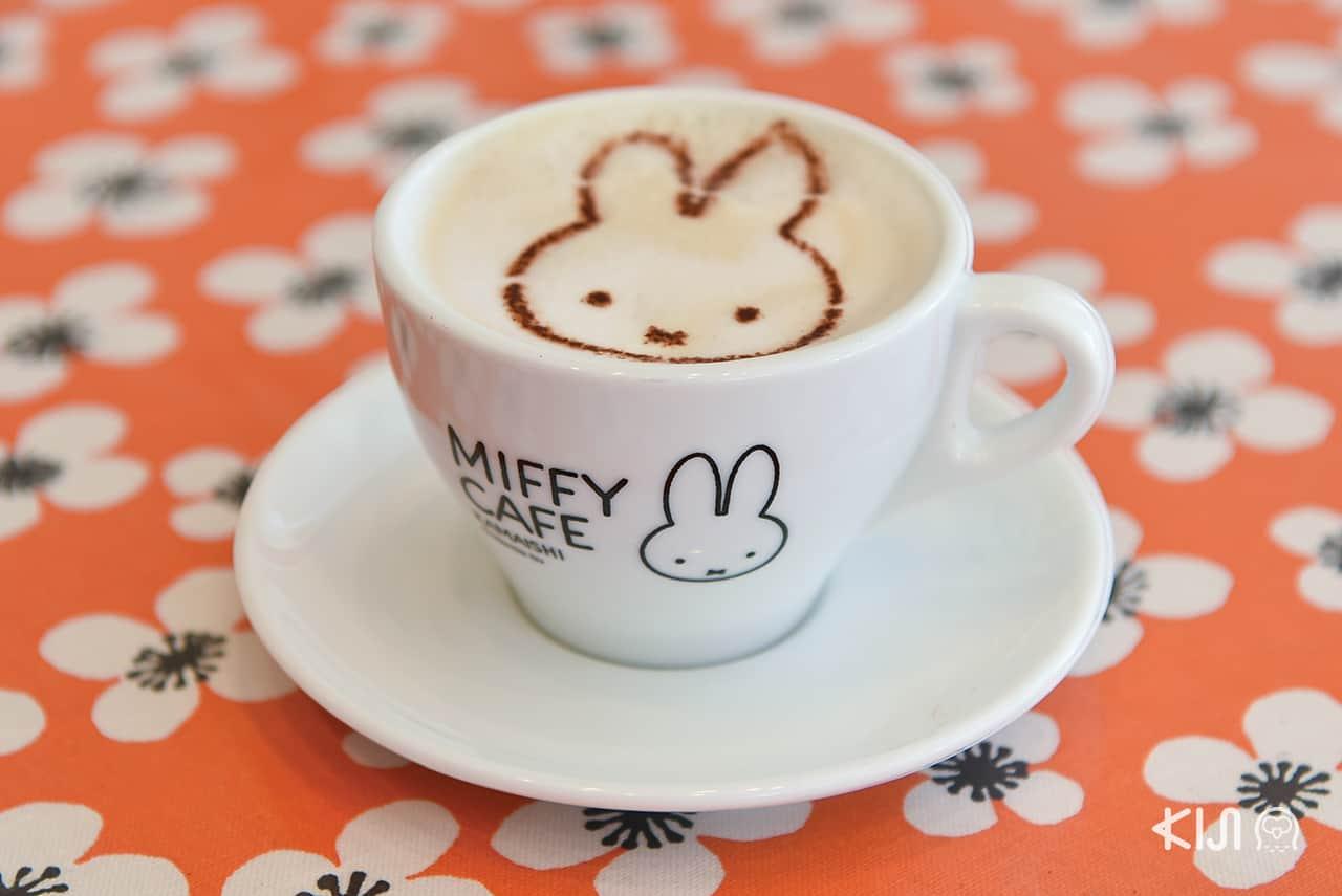 Miffy Cafe Kamaishi คาเฟ่ อิวาเตะ