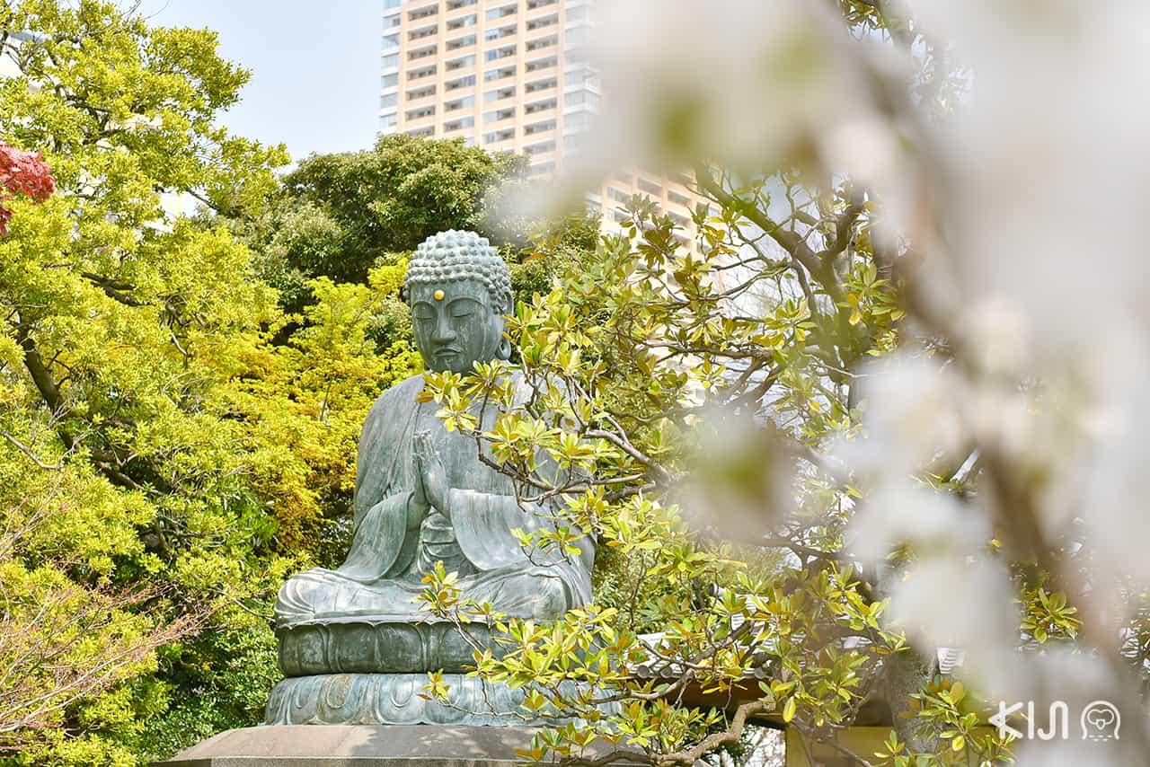 โตเกียว - วัดเท็นโนจิ (Tennoji Temple)