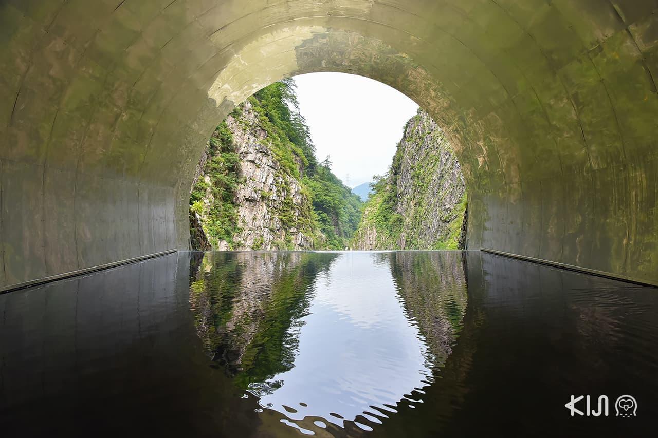 Tunnel of Light , Niigata