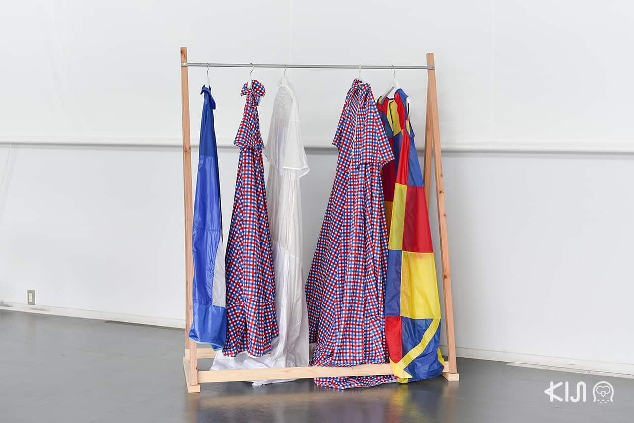 Satoyama Museum of Contemporary Art - Barafuku แต่งชุดพองลม