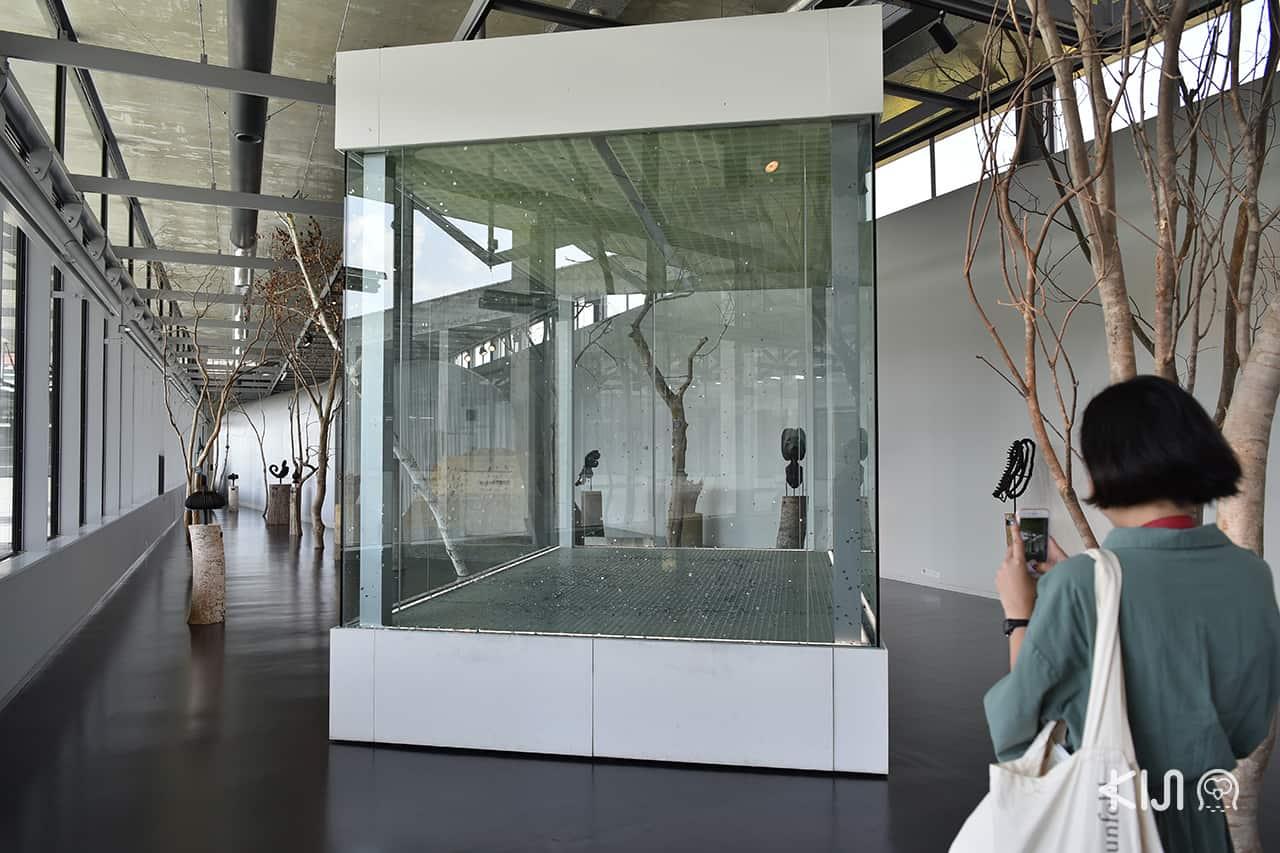 เที่ยว นีงาตะ : Satoyama Museum of Contemporary Art