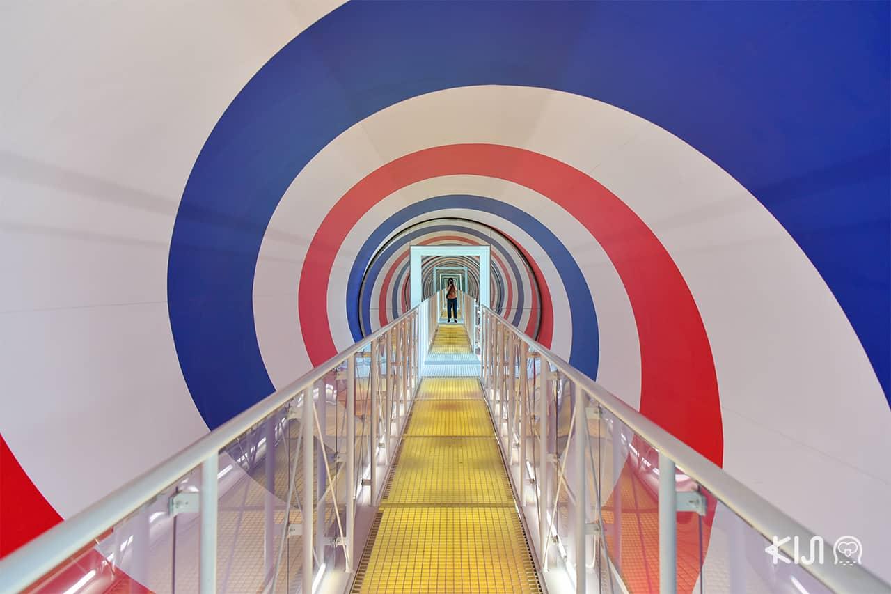 เที่ยว Satoyama Museum of Contemporary Art