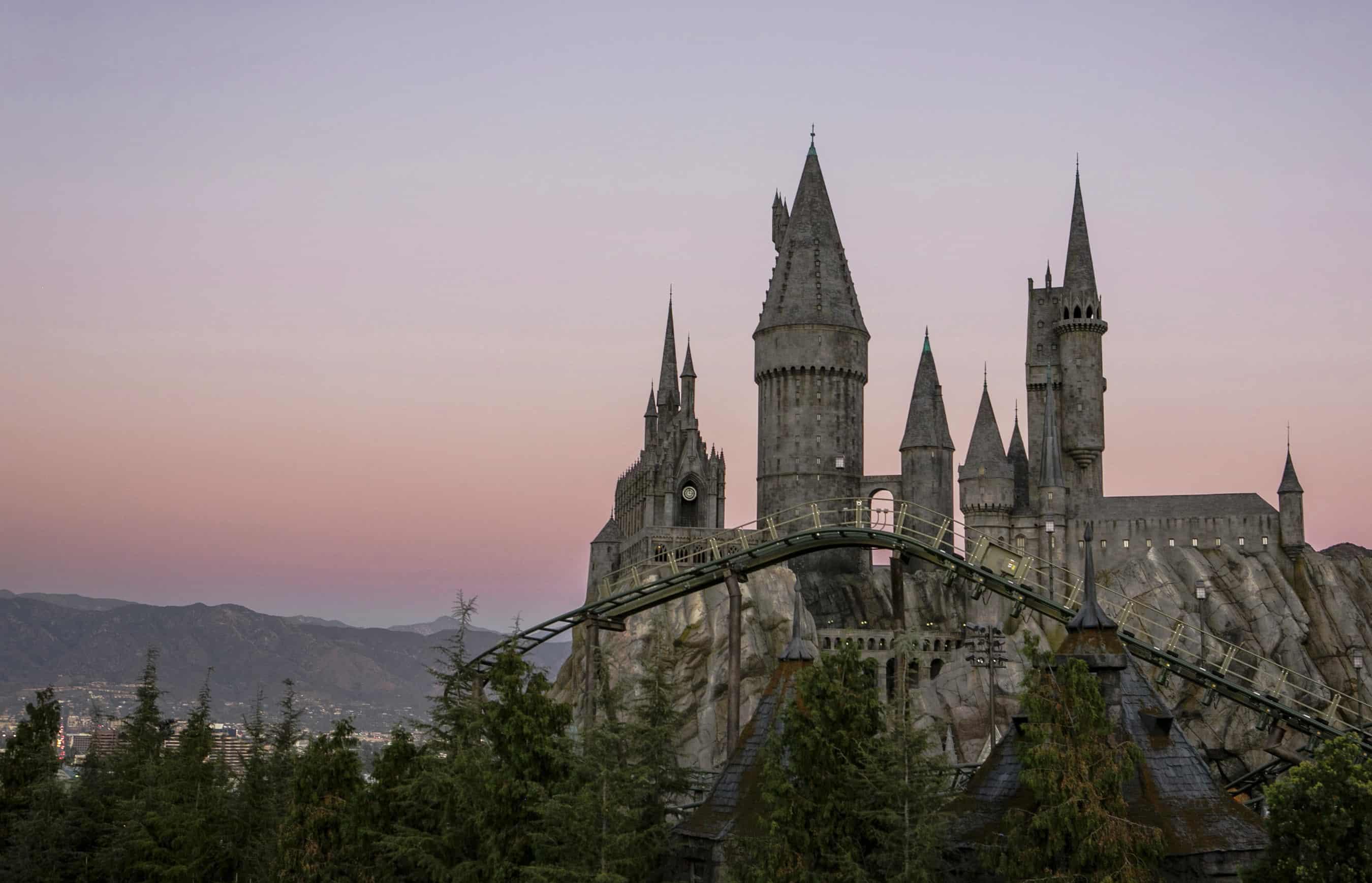Harry Potter Theme Park Tokyo