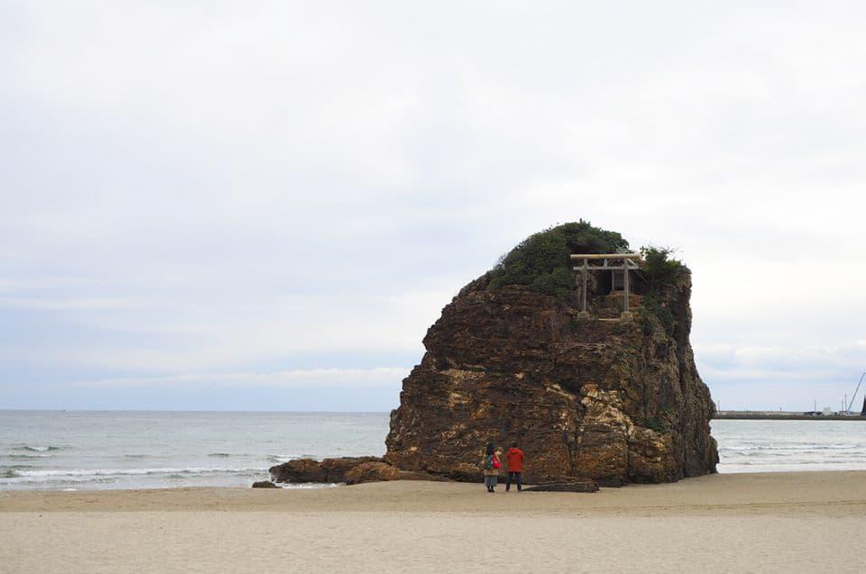หาดอินาสะ (Inasa Beach) ใน Shimane