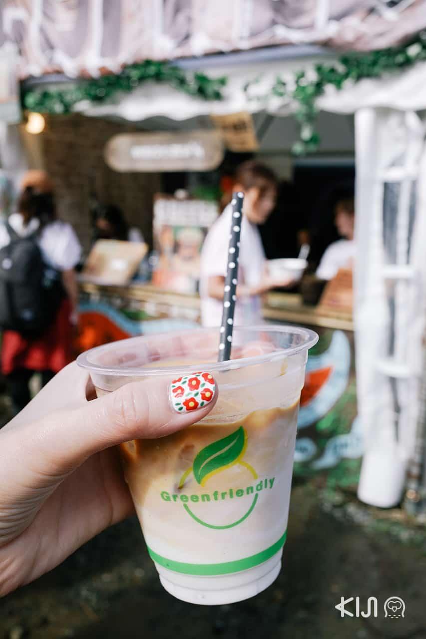 ร้านค้า ร้านอาหาร กาแฟ Fuji Rock Festival 2019