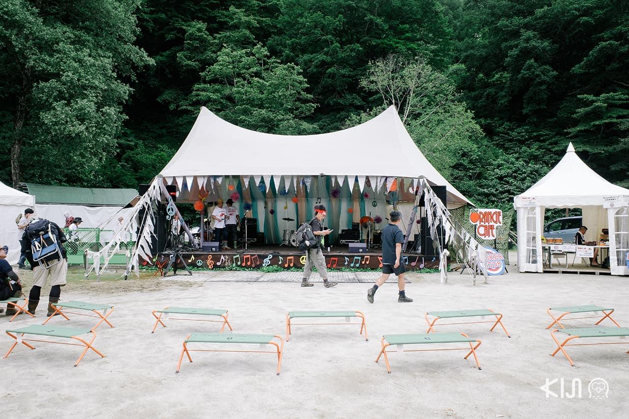 งานดนตรี Fuji Rock Festival 2019