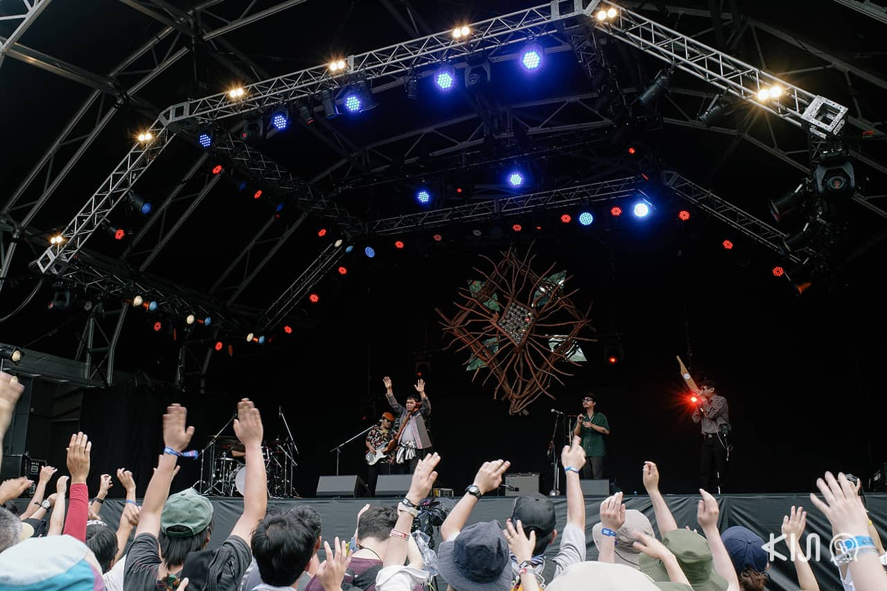 Fuji Rock Festival 2019 : Paradise Bangkok Molam International Band