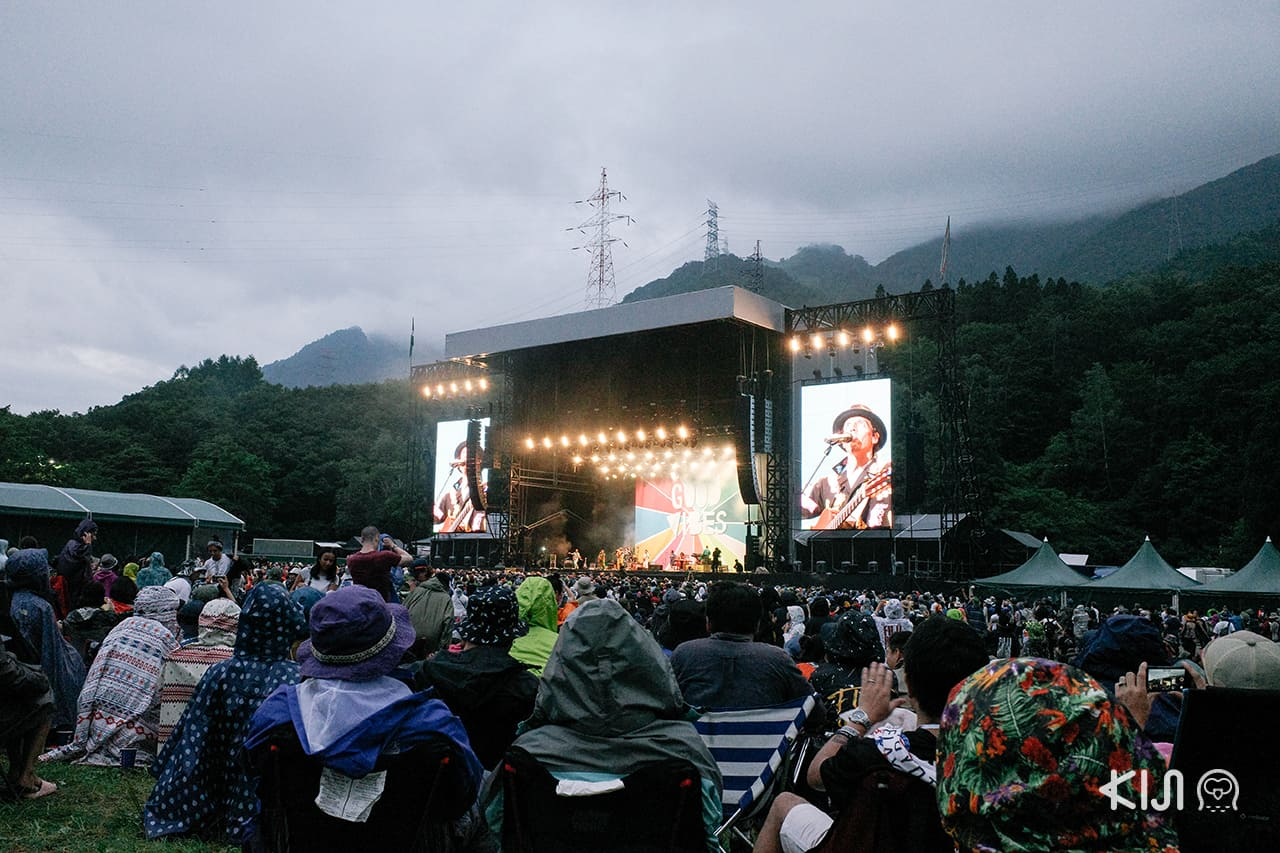 How to go Fuji Rock Festival 2019