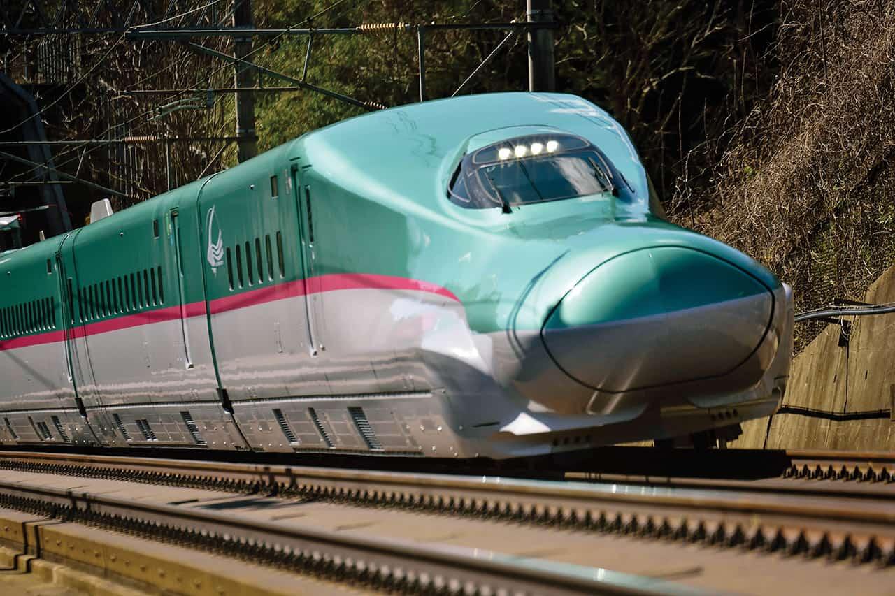รถไฟ Joyful Train