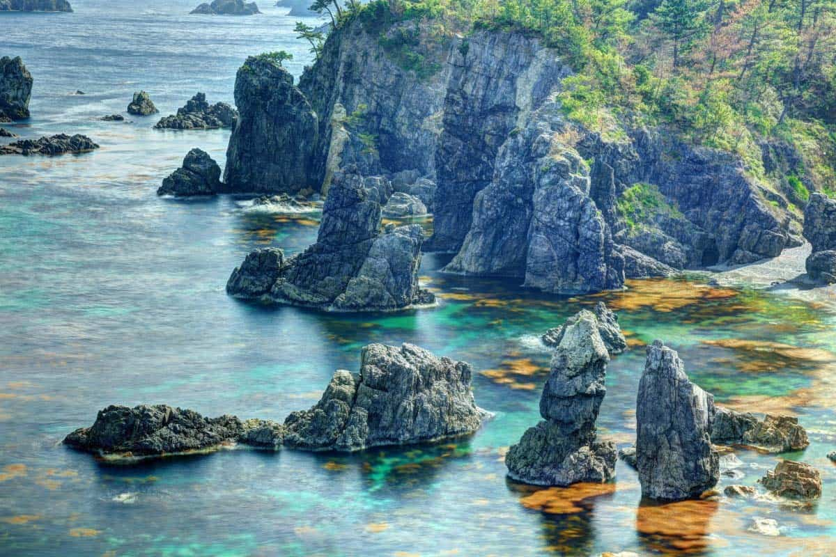 จุดถ่ายรูป ยามากุจิ (Yamaguchi) - เกาะโอมิ (Omi Island)