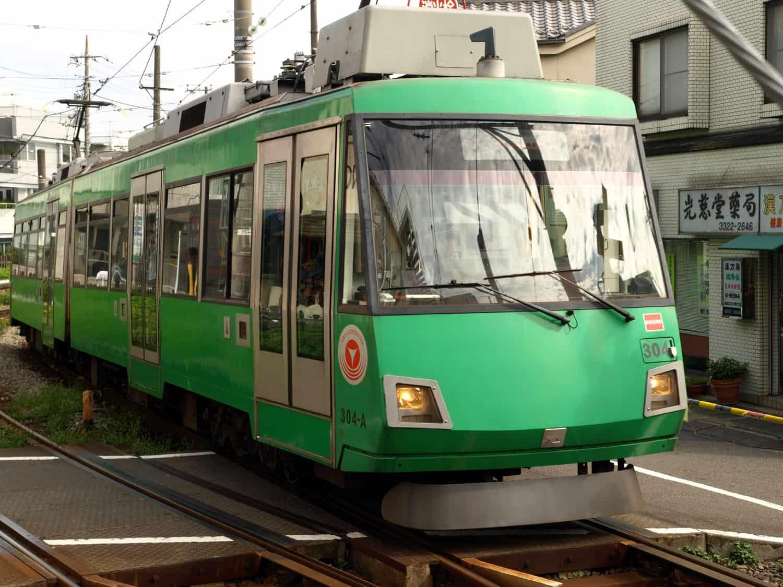 รถราง ใน ญี่ปุ่น : รถรางโทคิวสายเซตากายะ (Tokyu Setagaya Line)