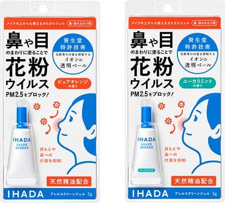 เจล ป้องกันฝุ่น PM2.5 ญี่ปุ่น