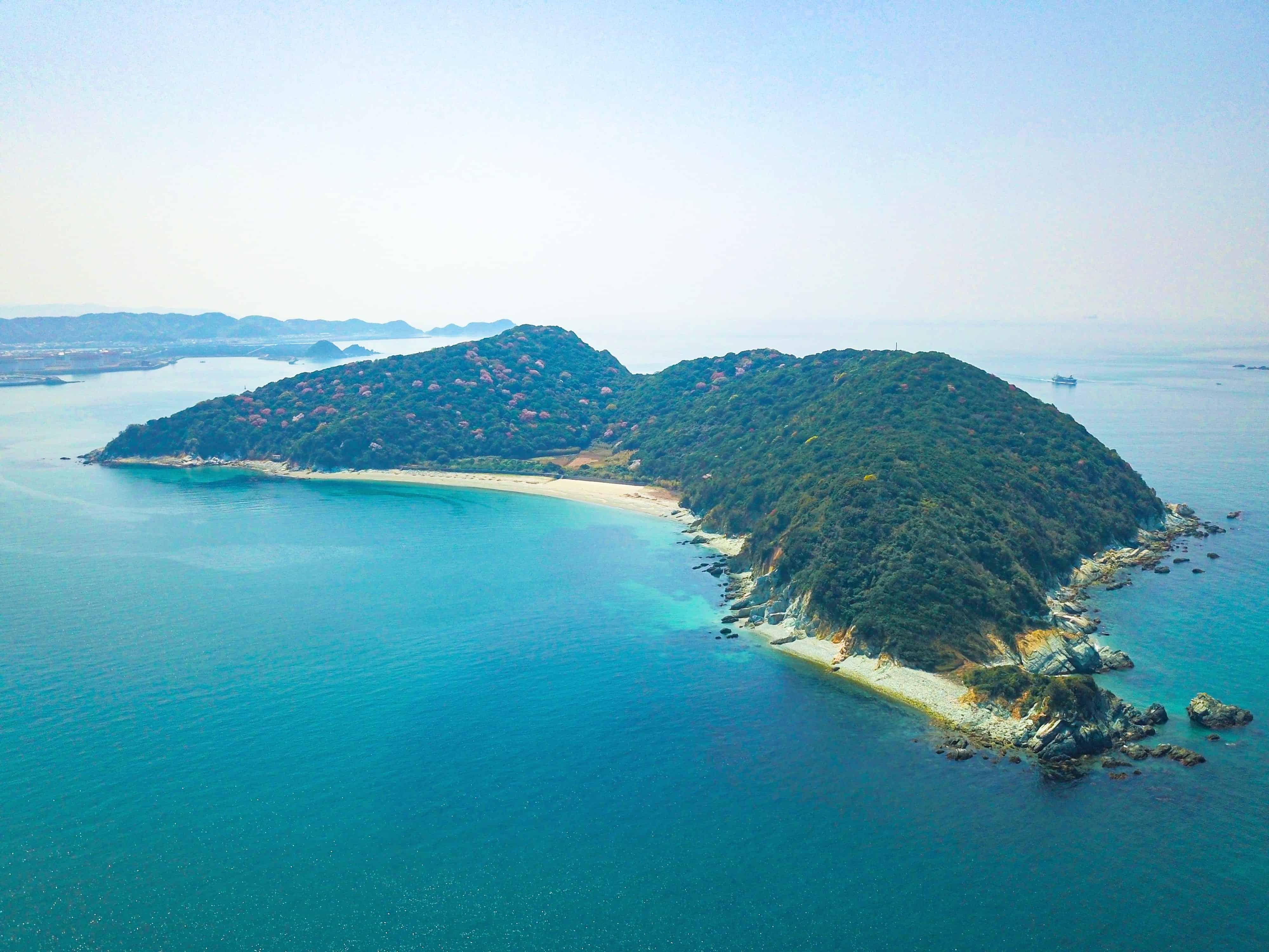 เกาะจิโนะ (Jino Island) หรือเกาะจิโนะชิมะ (Jinoshima)