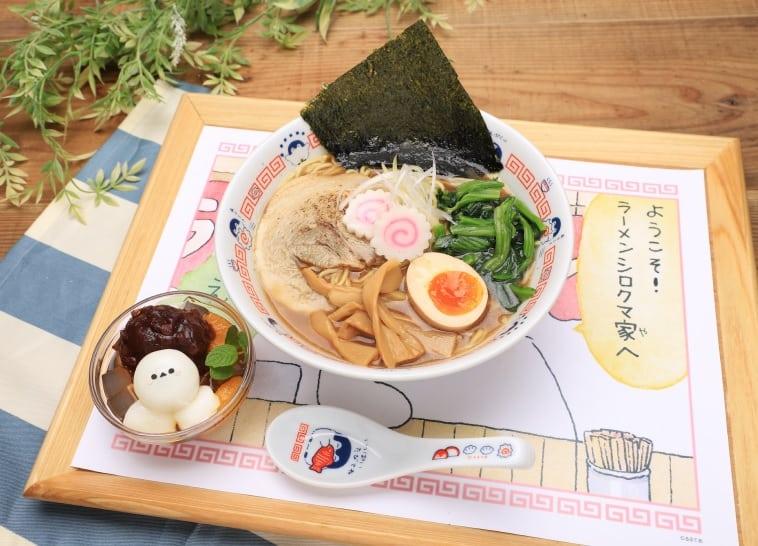 ราเมนสุดคิวท์ที่ Koupen chan Cafe 2020