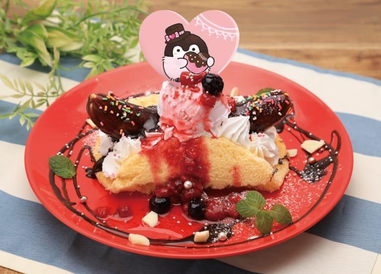 เมนูของหวานที่จะเยียวยาจิตใจคุณของ Koupen chan Cafe