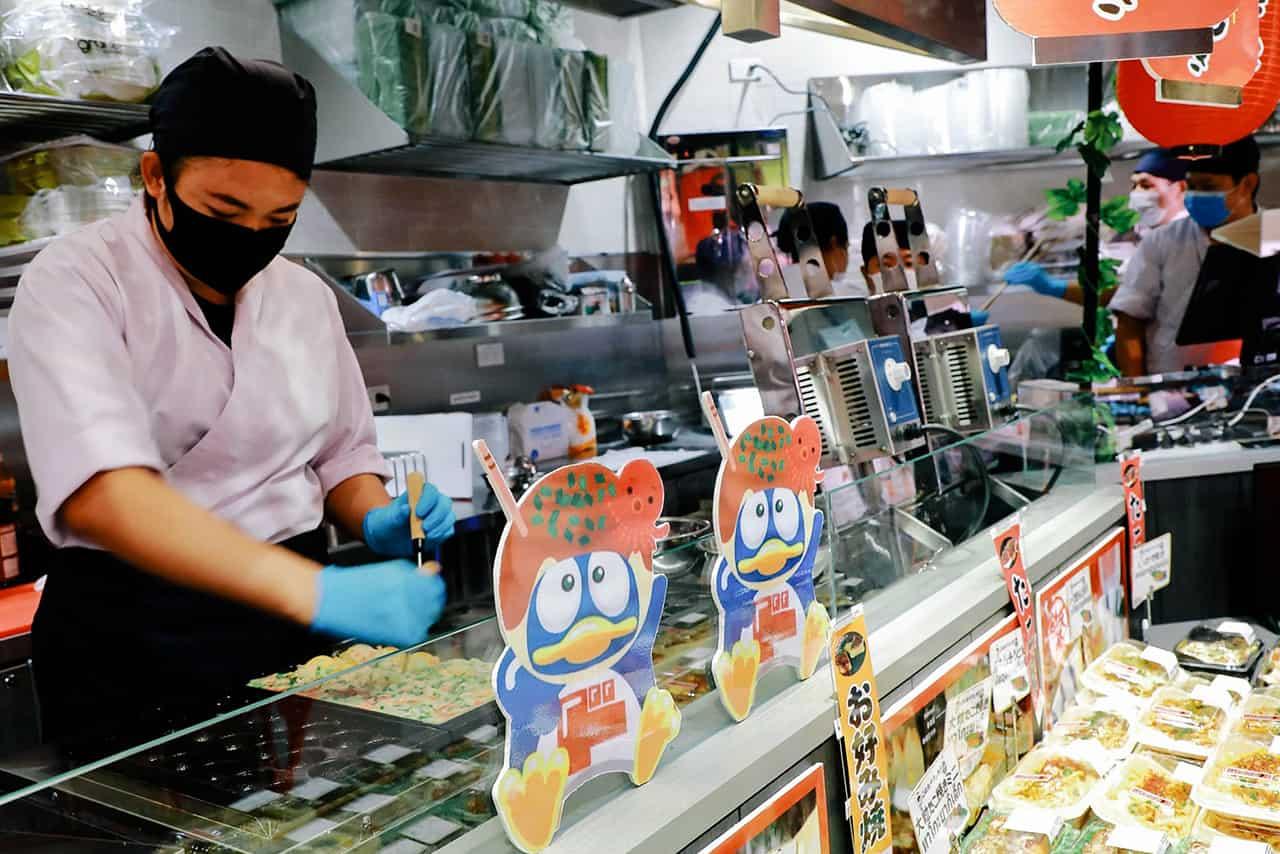 DON DON DONKI THE MARKET BANGKOK อาหารปรุงสำเร็จให้บริการแบบซื้อกลับบ้านเท่านั้น