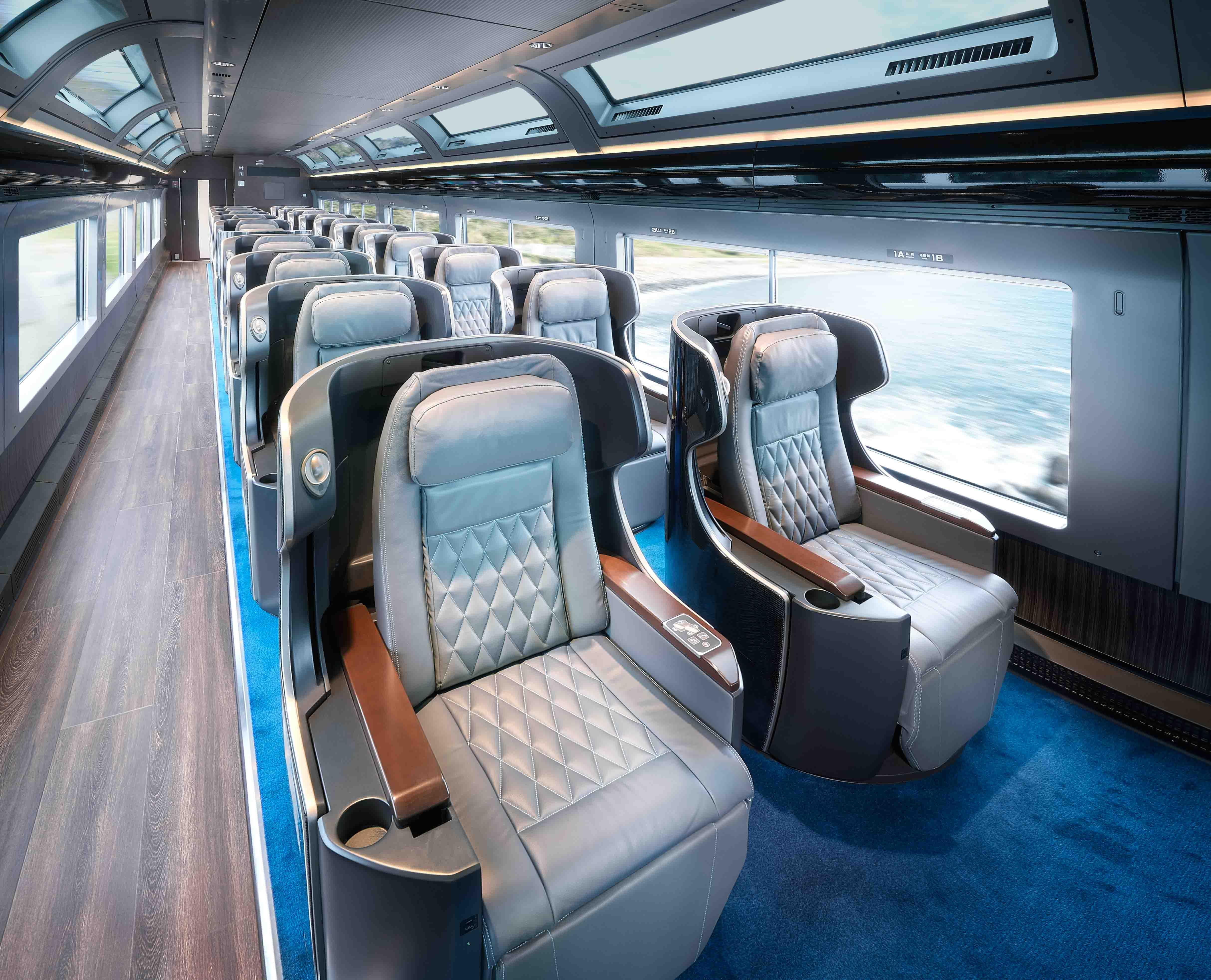 Saphir Odoriko Express : Premium Green