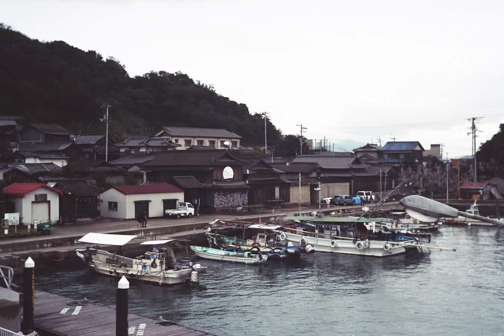 เกาะโอกิจิมะ จังหวัดคางาวะ (Okijima, Kagawa)
