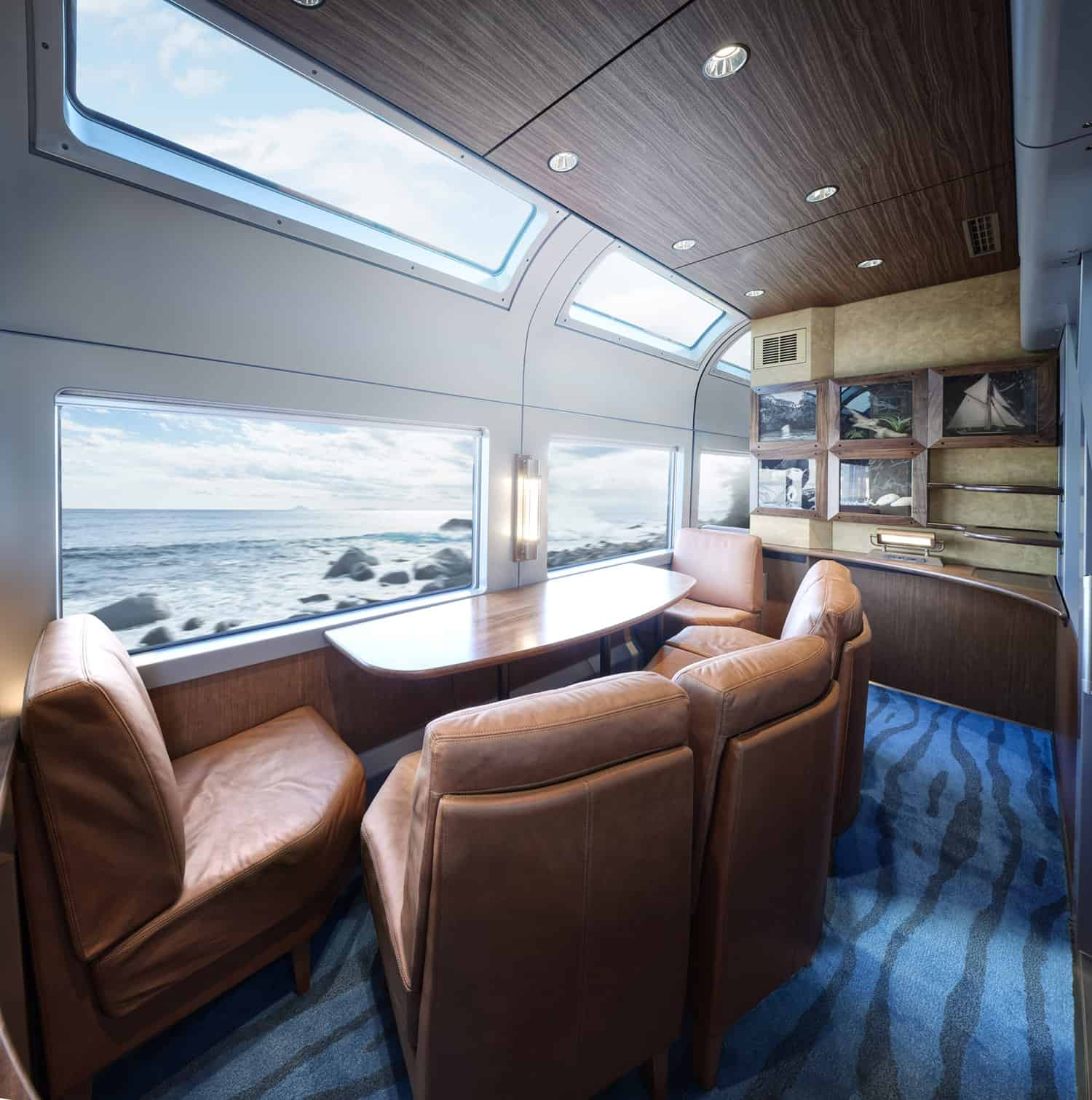 Saphir Odoriko Express : Green Private Compartment