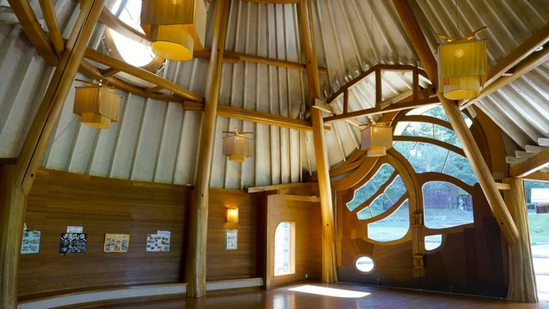Tove Jansson Akebono Children's Forest Park - Children's Theater Restrooms