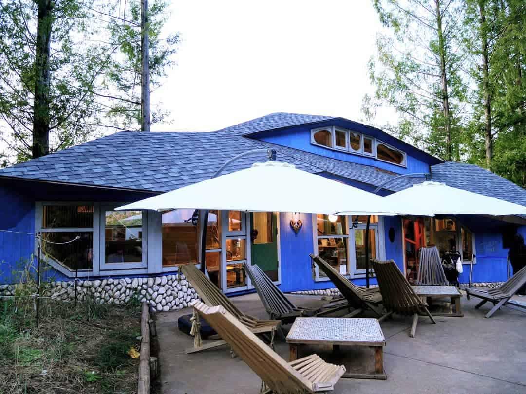Tove Jansson Akebono Children's Forest Park - Café Puisto