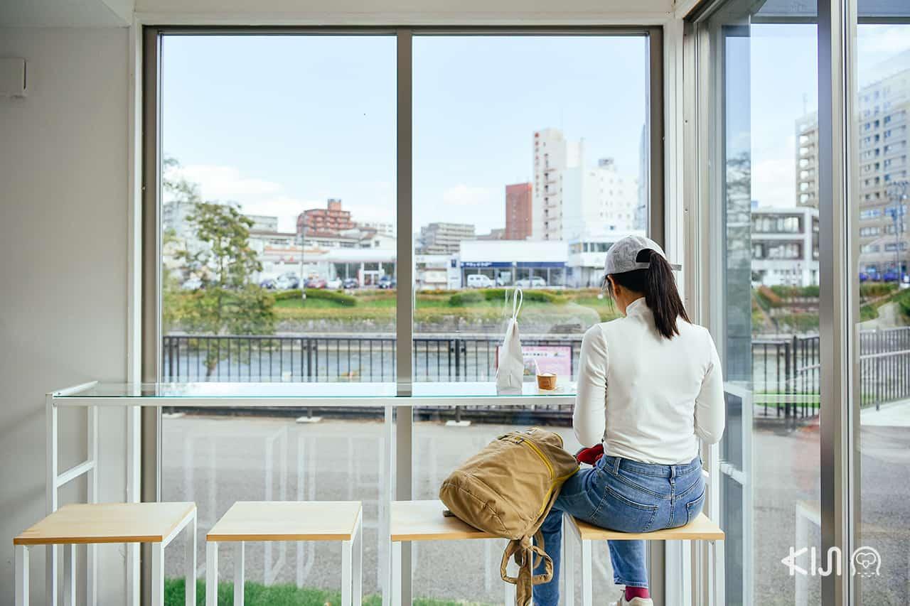 เที่ยว Morioka Kippushi จ.อิวาเตะ : CAFE LAube