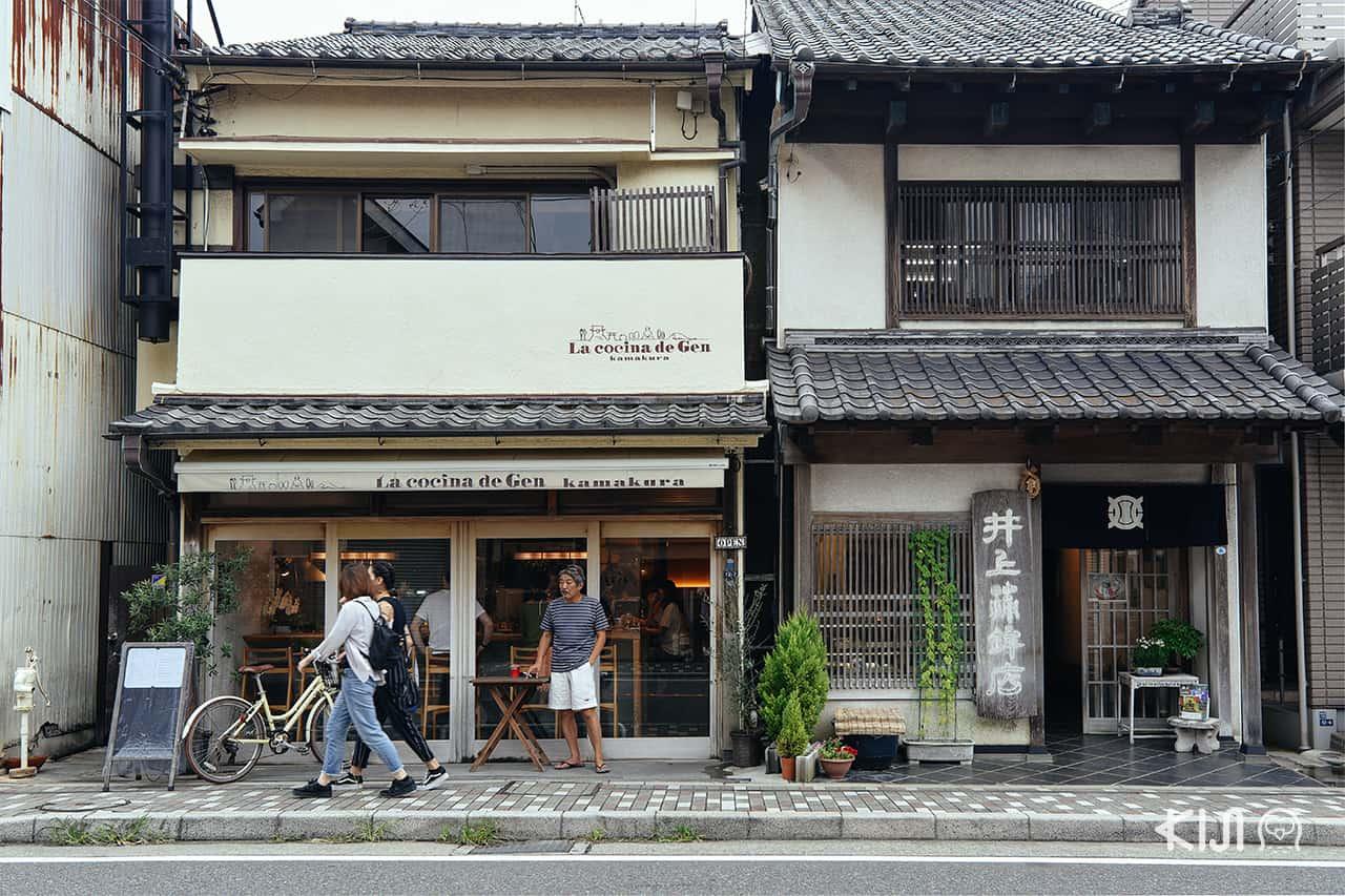 นั่งรถไฟเอโนะเด็น (Enoden) เที่ยว คามาคุระ (Kamakura)