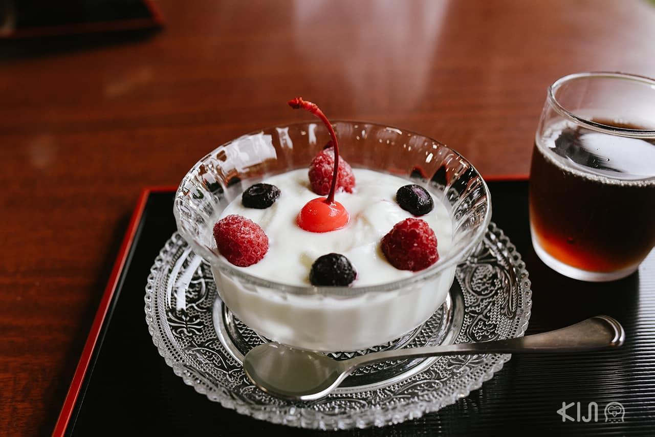 คาเฟ่ คามาคุระ (Cafe in Kamakura) : Mushinan 無心庵