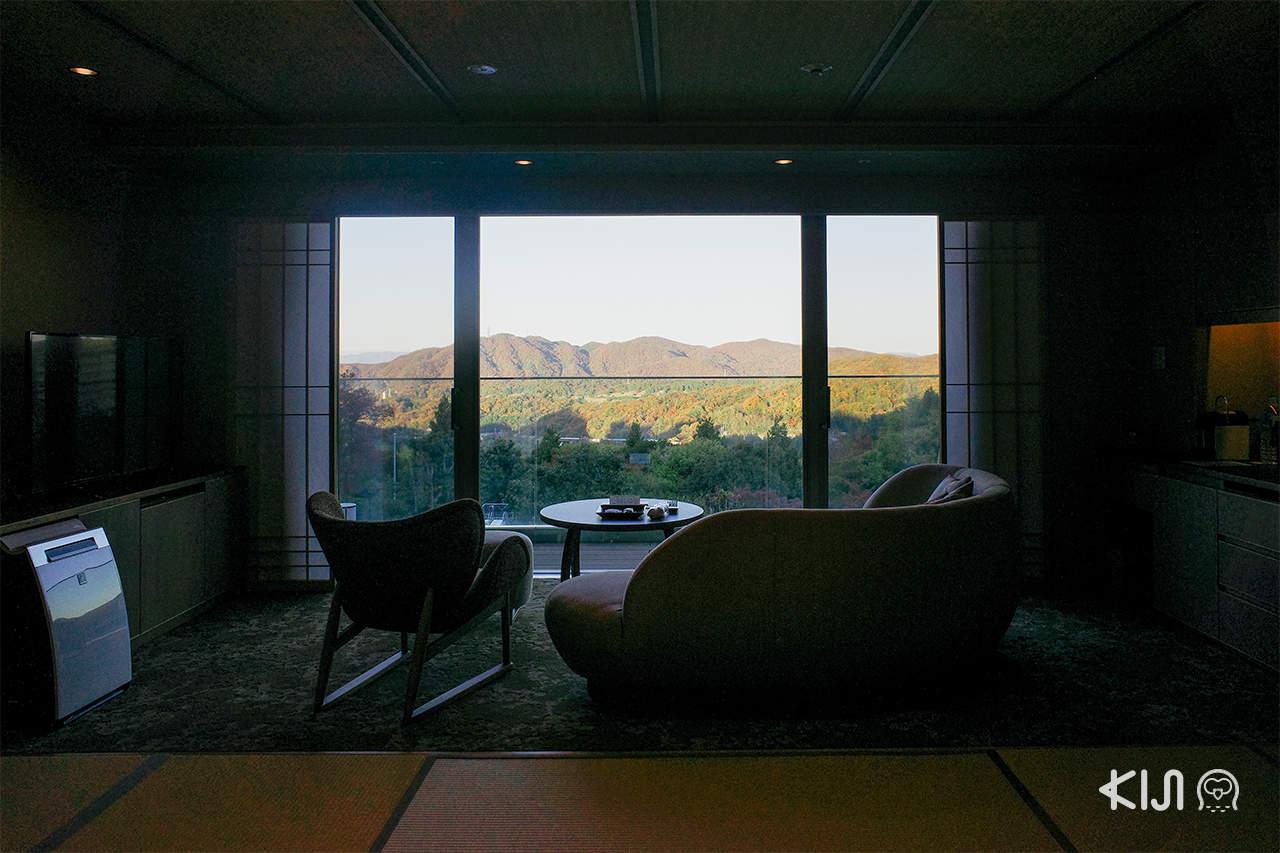 โรงแรมในโกเบ