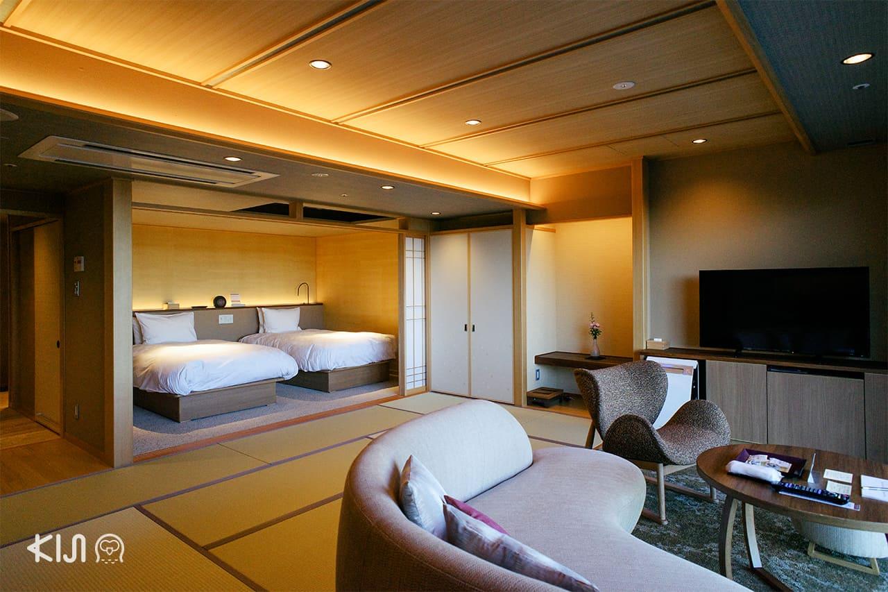 Arima Grand Hotel - สิ่งอำนวยความสะดวกภายในห้องพัก
