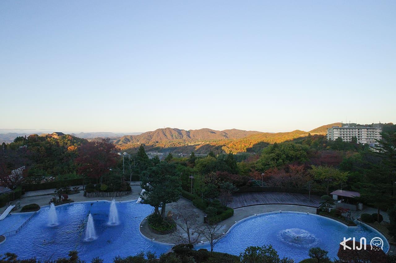 Arima Grand Hotel - บรรยากาศรอบๆ โรงแรม