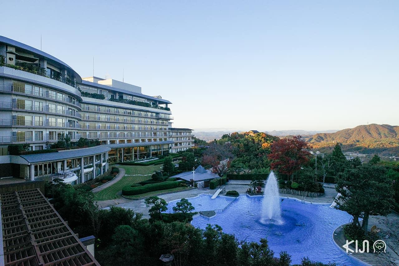 ที่พักโกเบ : Arima Grand Hotel