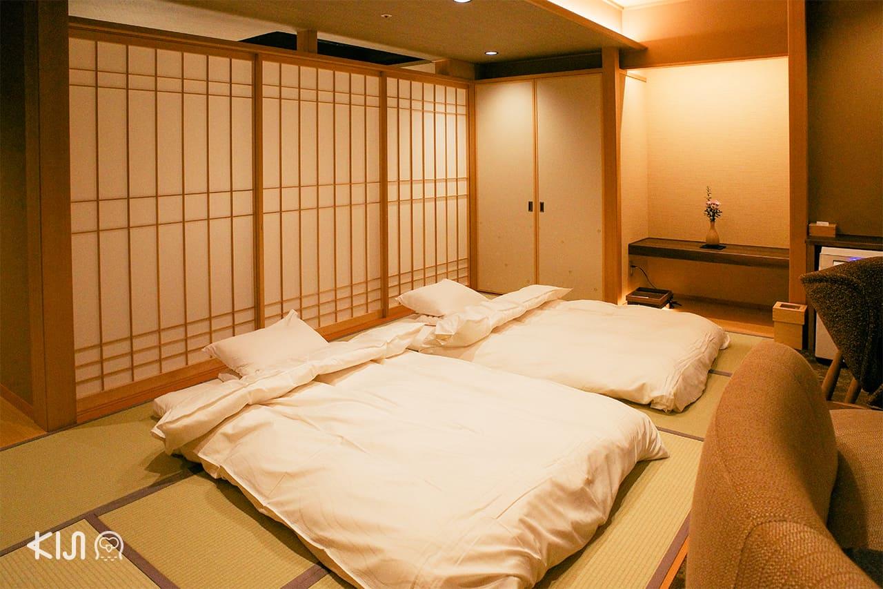 Arima Grand Hotel - ห้องสไตล์ Japanese Western