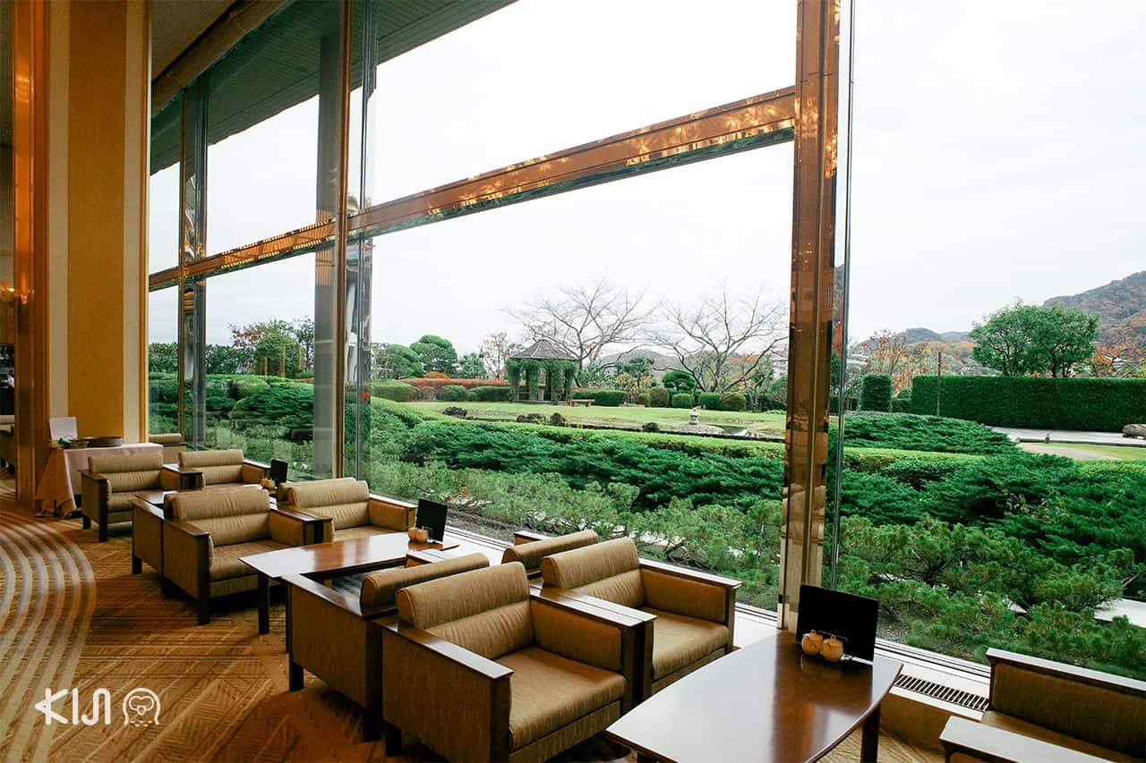 Arima Grand Hotel - วิวภายนอกโรงแรม