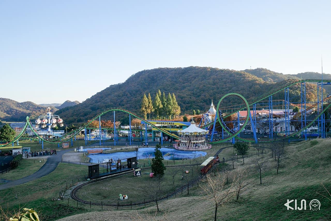 Himeji Central Park - โซนสวนสนุก