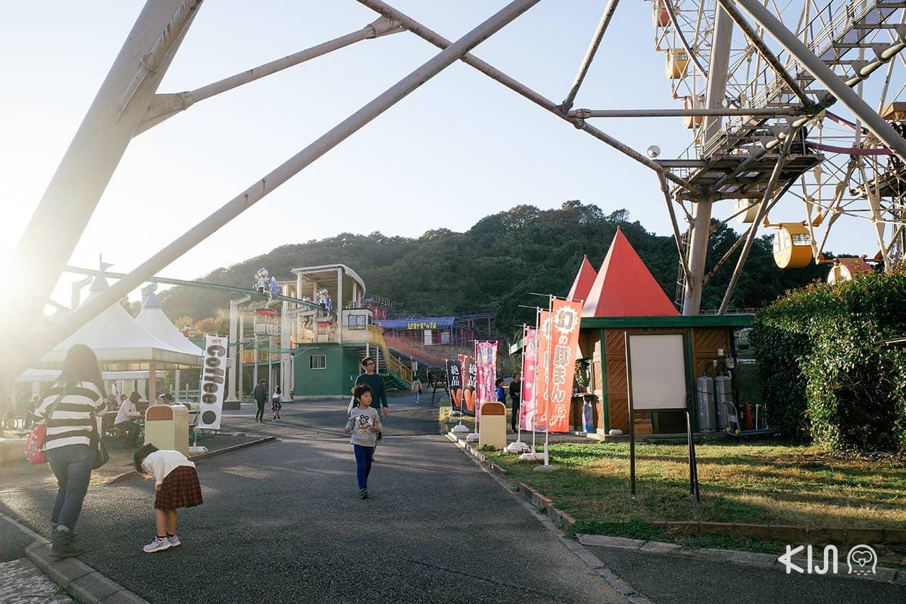 เที่ยว Himeji Central Park เมืองฮิเมจิ จ.เฮียวโงะ