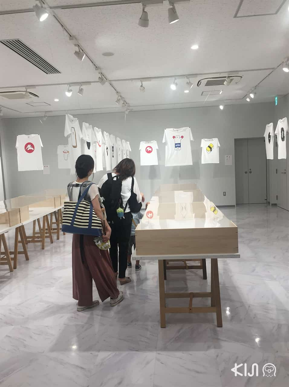 try2benice Solo Exhibition in Japan, Shizuoka