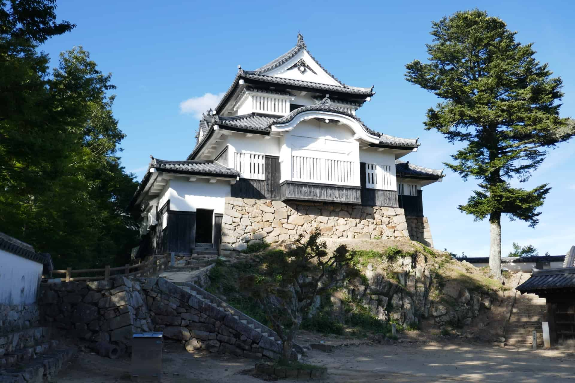ปราสาทบิตจู มัตสึยามะ Bitchu Matsuyama Castle ทาคาฮาชิ โอคายาม่า