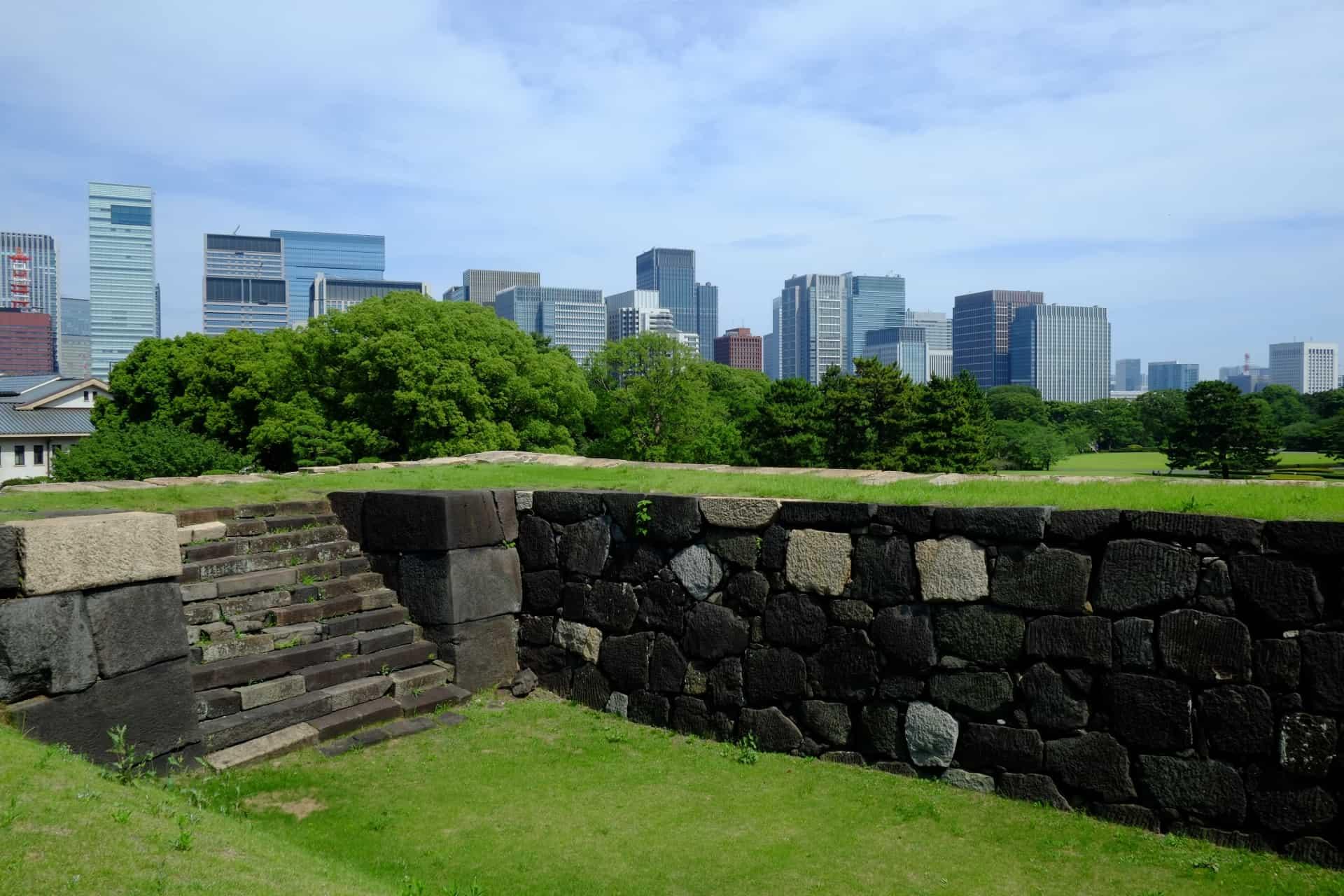 ปราสาทเอโดะ Edo Castle โตเกียว