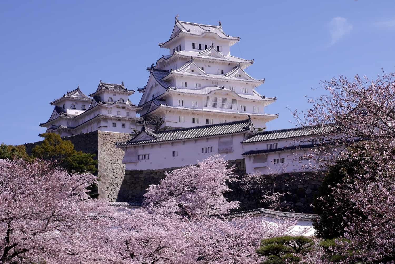 ปราสาทฮิเมจิ Himeji Castle ฮิเมจิ เฮียวโงะ