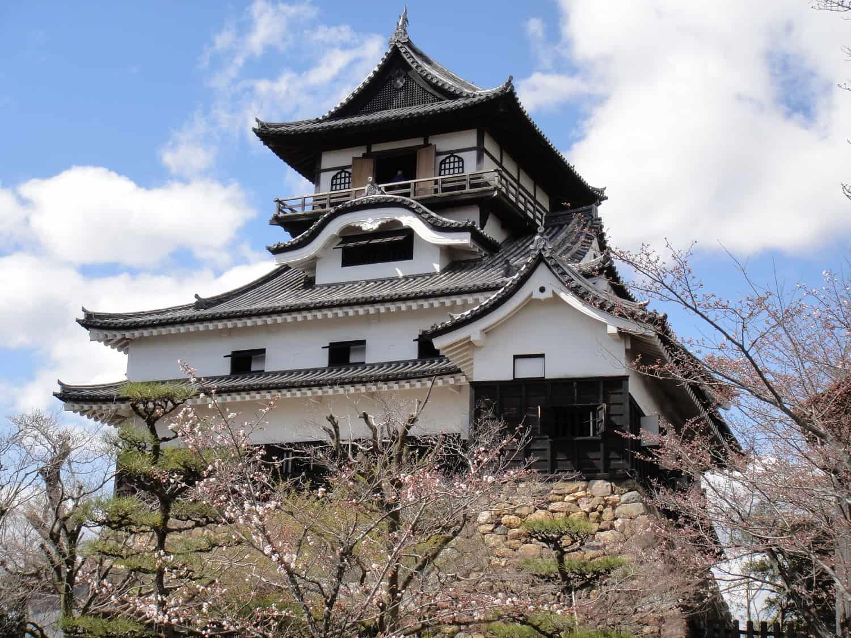 ปราสาทอินุยามะ Inuyama Castle อินุยามะ ไอจิ