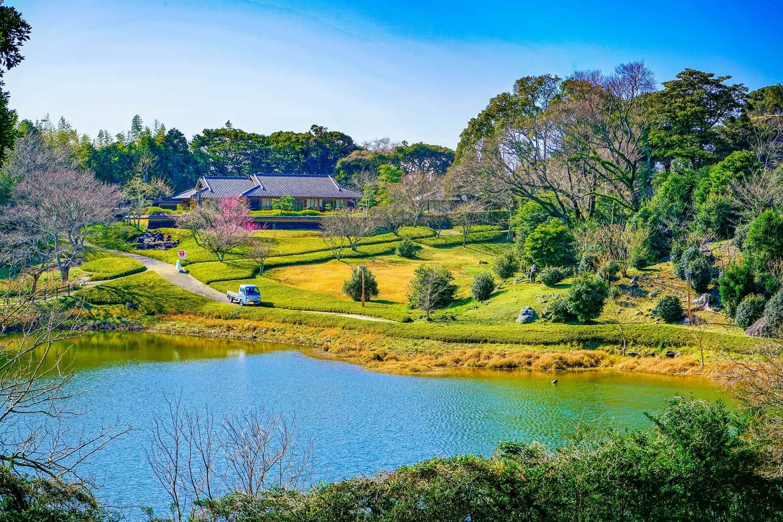 ปราสาทนาโงยะ Nagoya Castle คารัตสึ ซากะ