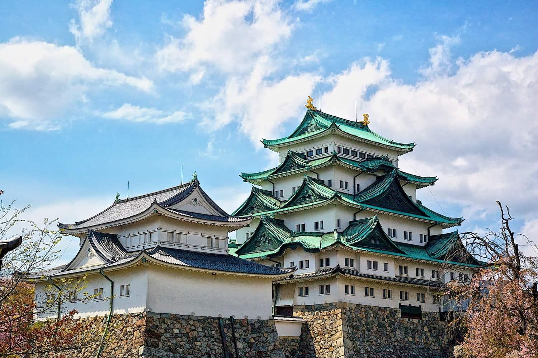 ปราสาทนาโกย่า Nagoya Castle นาโกย่า ไอจิ