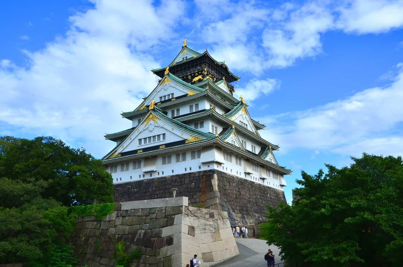 """ปราสาทโอซาก้า หนึ่งใน """"ปราสาทญี่ปุ่น"""" ที่ถูกใจคนญี่ปุุ่นที่สุด"""