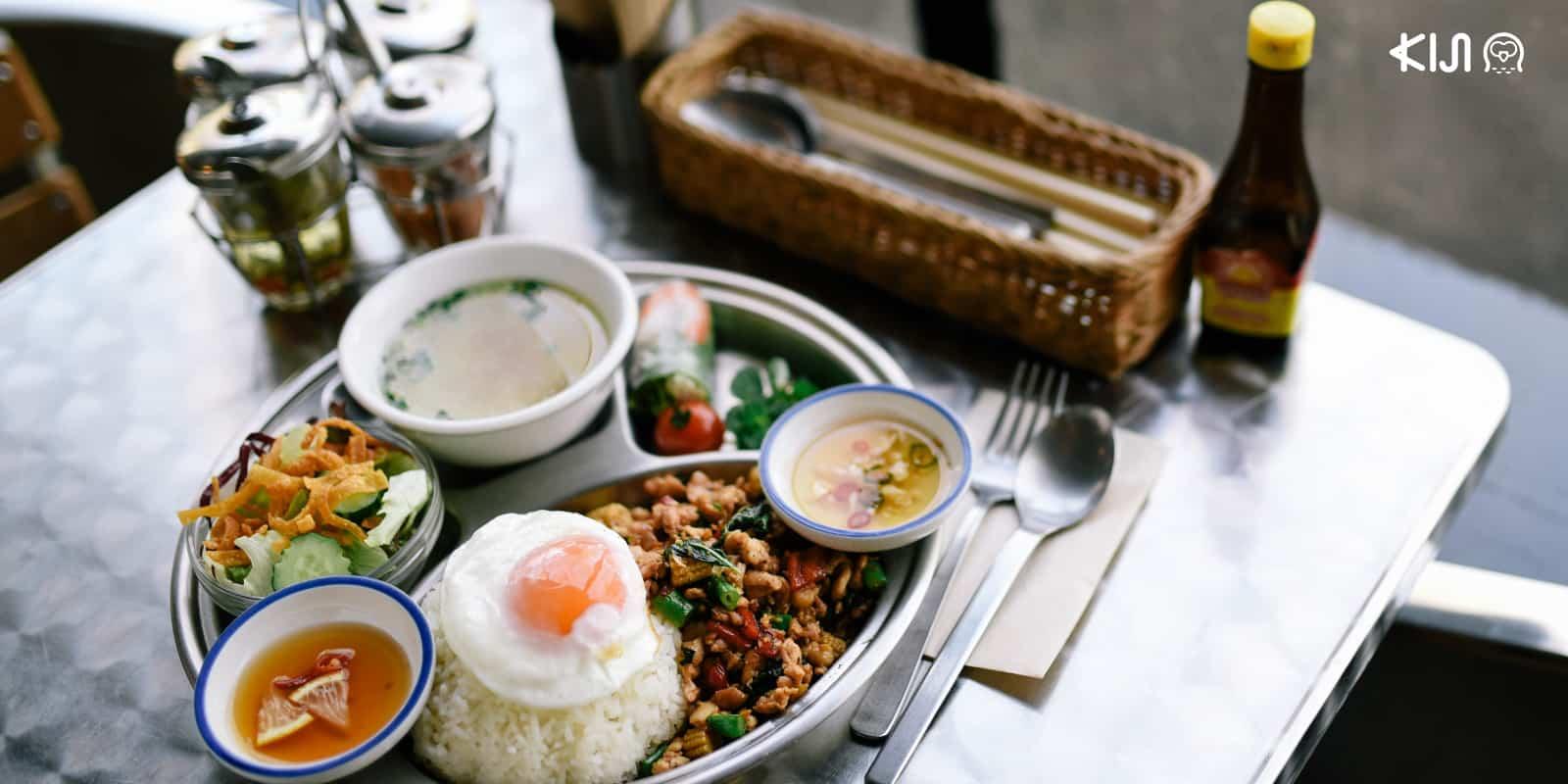 Pepa Cafe Forest ร้านอาหารไทยในย่านคิชิโจจิ