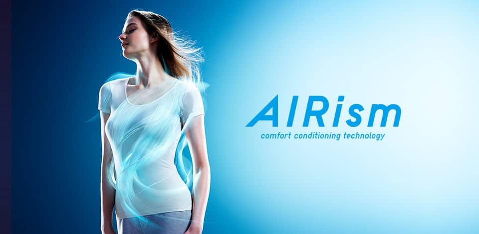 นวัตกรรม AIRism จาก Uniqlo
