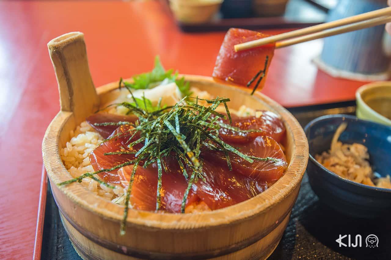 เที่ยว มิเอะ : Tekonezushi อาหารท้องถิ่นยอดฮิตของเมืองอิเสะ